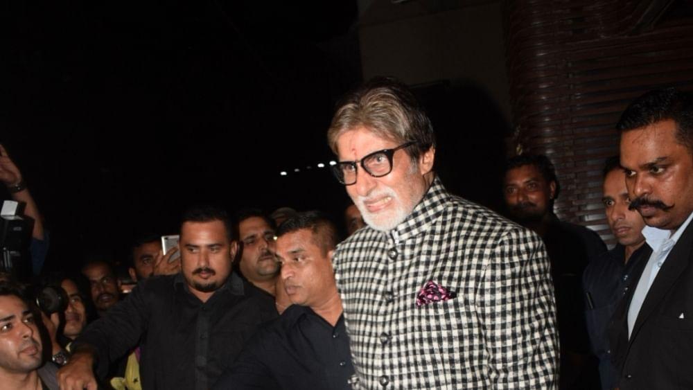 महानायक अमिताभ बच्चन