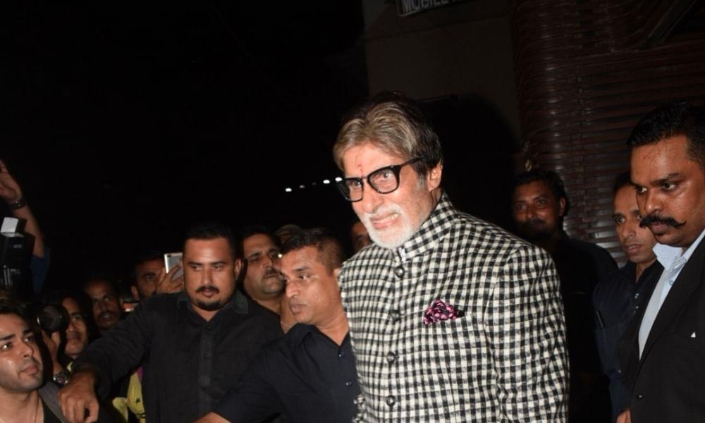 अमिताभ बच्चन ने उत्तर प्रदेश के किसानों का कर्ज चुकाया, ट्रेन की बुकिंग कर मुंबई बुलाया था किसानों को