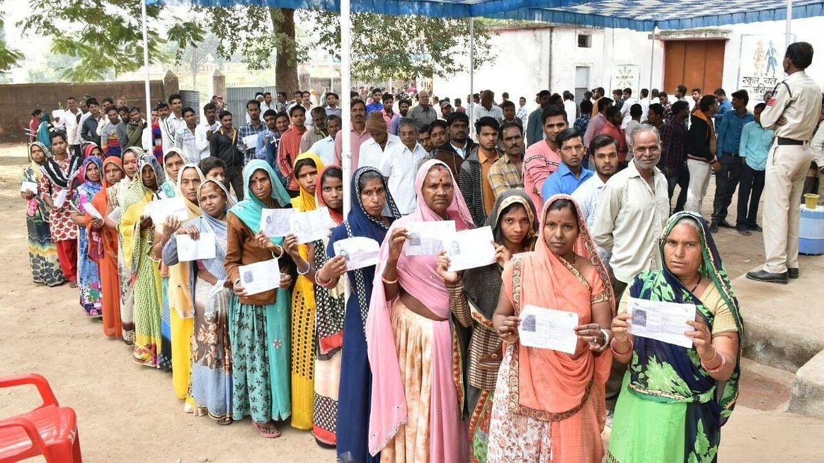 Madhya Pradesh assembly elections 2018 polls, मध्य प्रदेश में विधानसभा चुनाव के लिए वोटिंग आज