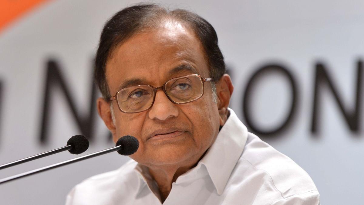 2018 कर्नाटक उपचुनाव: कर्नाटक में कांग्रेस-जद (एस) गठबंधन लाभदायक साबित हुआ : चिदंबरम