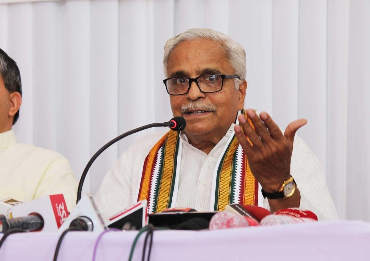 राष्ट्रीय स्वयंसेवक संघ (RSS) प्रमुख मोहन भागवत (Mohan Bhagwat)