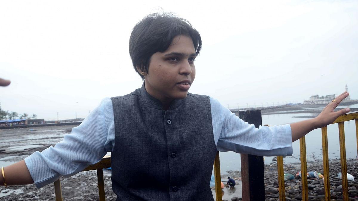 सामाजिक कार्यकर्ता तृप्ति देसाई