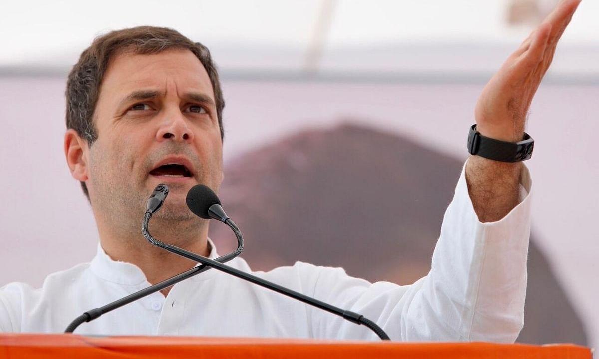 सागर में राहुल गाँधी का पीएम मोदी  पर नए अंदाज में तंज कहा, सब 'मोदी-मोदी' क्यों