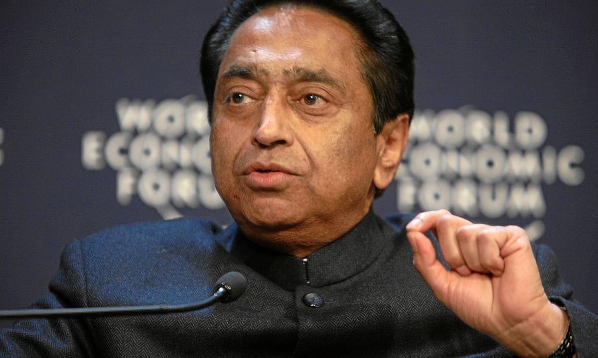 मध्य प्रदेश चुनाव: कांग्रेस के घोषणापत्र में 'संघ' का जिक्र, BJP को मिला मौका