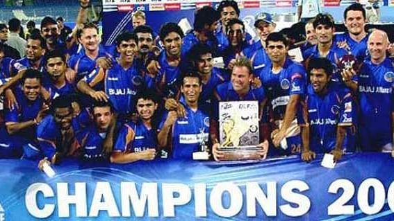 Rajsthan Rayals Team