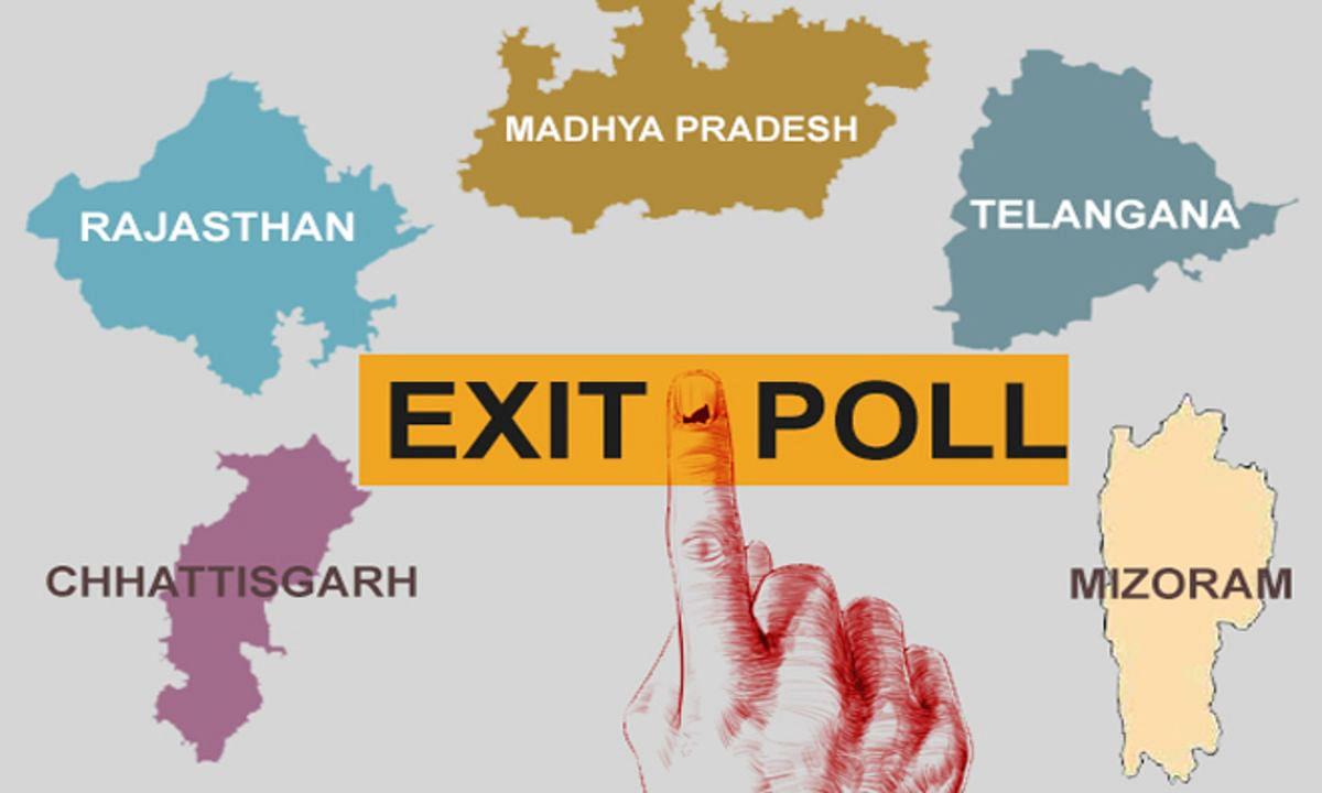 Exit Poll: पांच राज्यों में बनेगी किसकी सरकार, किसकी जाएगी कुर्सी और किसका होगा राजतिलक