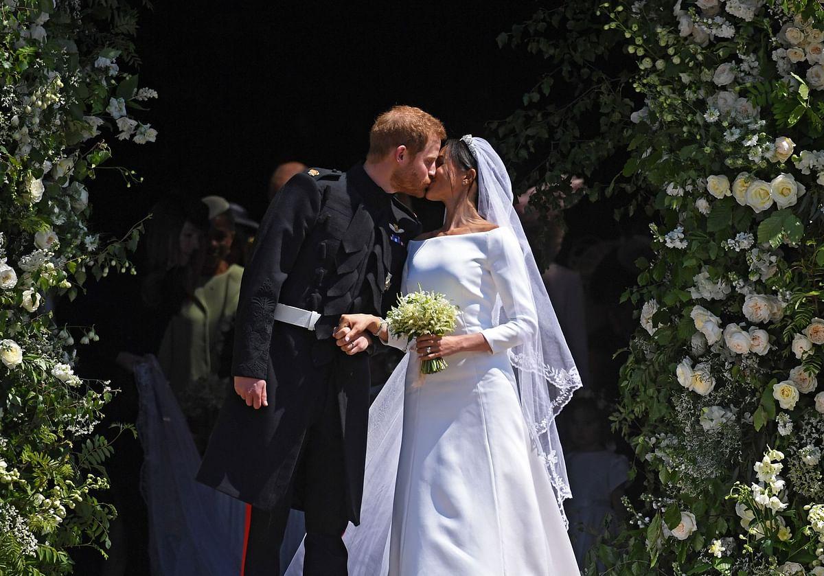 यादगार रही शाही शादी
