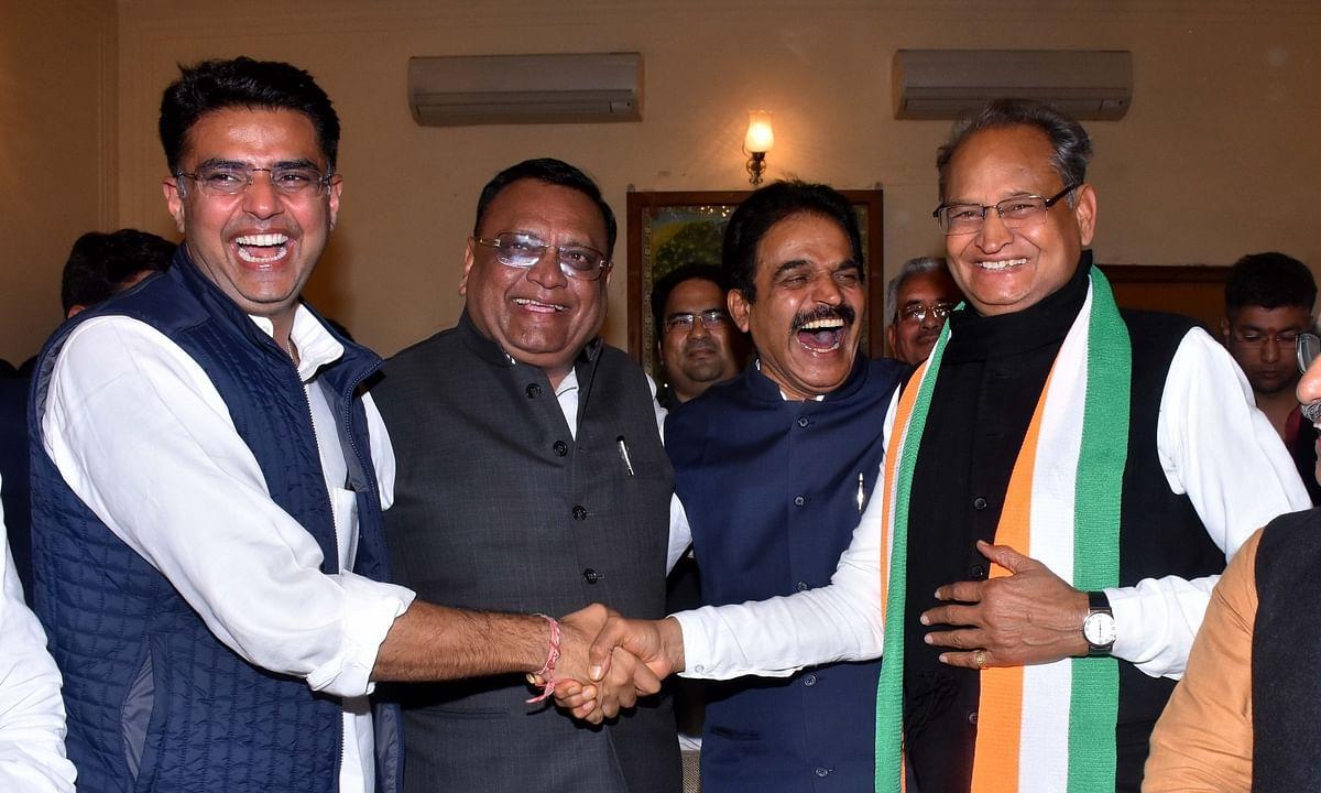 Rajasthan Election Result 2018: 'मारवाड़ के गांधी' ने राजस्थान में दिलाई कांग्रेस को जीत, मुख्यमंत्री की रेस में आगे