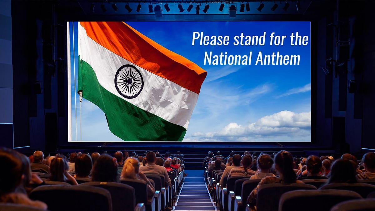 सिनेमाघरों में राष्ट्र गान
