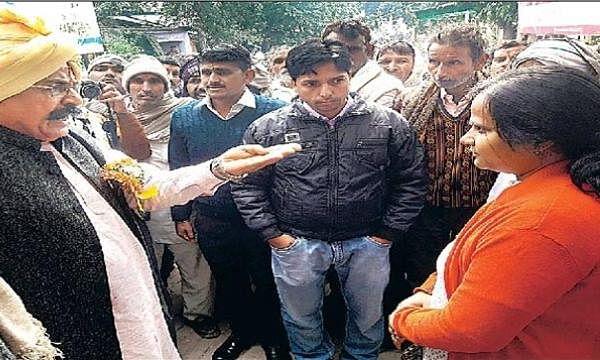 Uttar Pradesh: BJP विधायक उदयभान चौधरी ने SDM गरिमा सिंह को दी धमकी कहा....