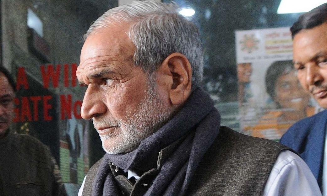 1984 Anti-Sikh Riot Case: 1984 के सिख दंगों में उम्रकैद की सजा पाने वाले सज्जन कुमार ने कांग्रेस छोड़ी