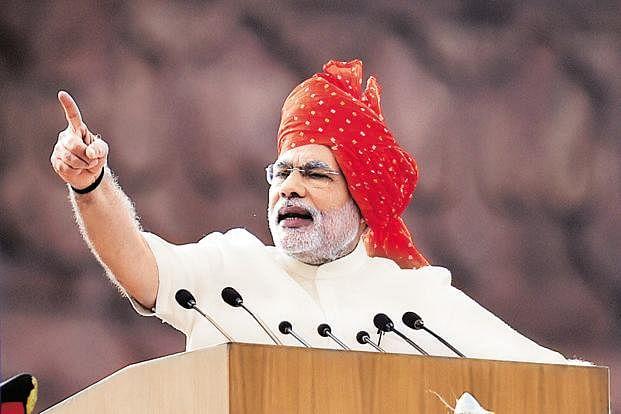 कांग्रेस अध्यक्ष राहुल गांधी, प्रधानमंत्री नरेंद्र मोदी