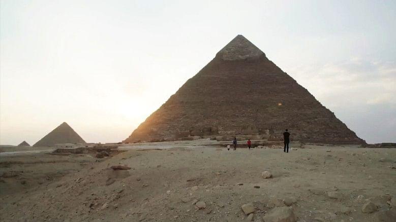 ग्रेट पिरामिड