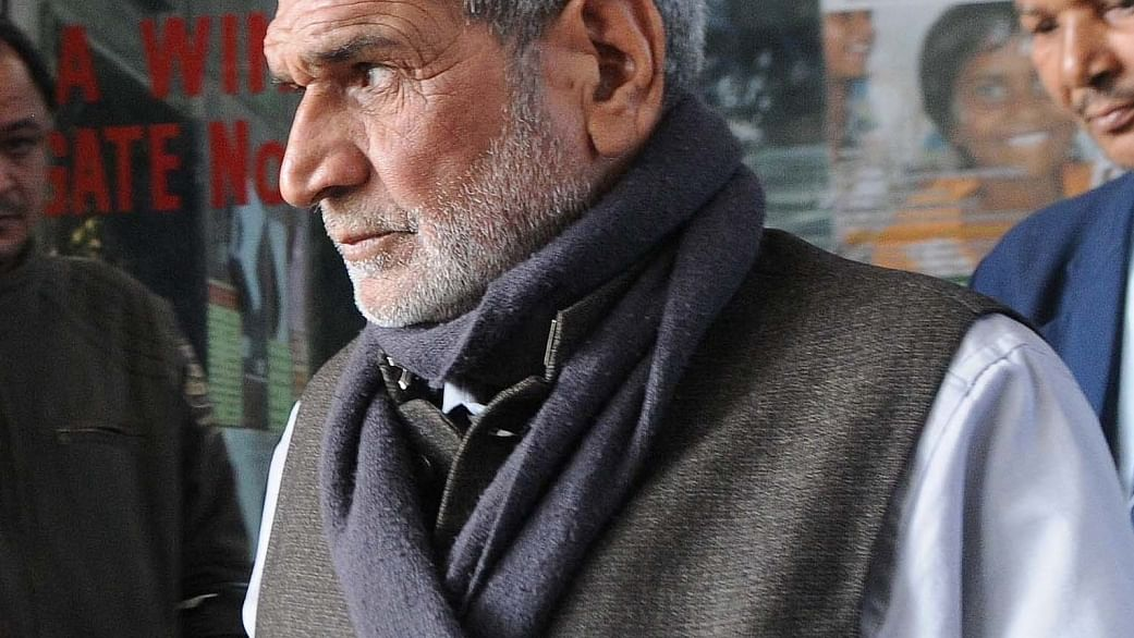 (File Photo) सज्जन कुमार