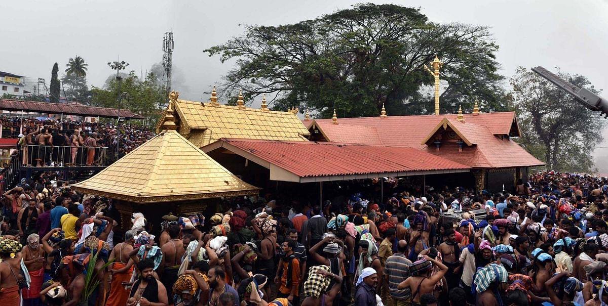 सबरीमाला में महिलाओं को प्रवेश की मिली अनुमति