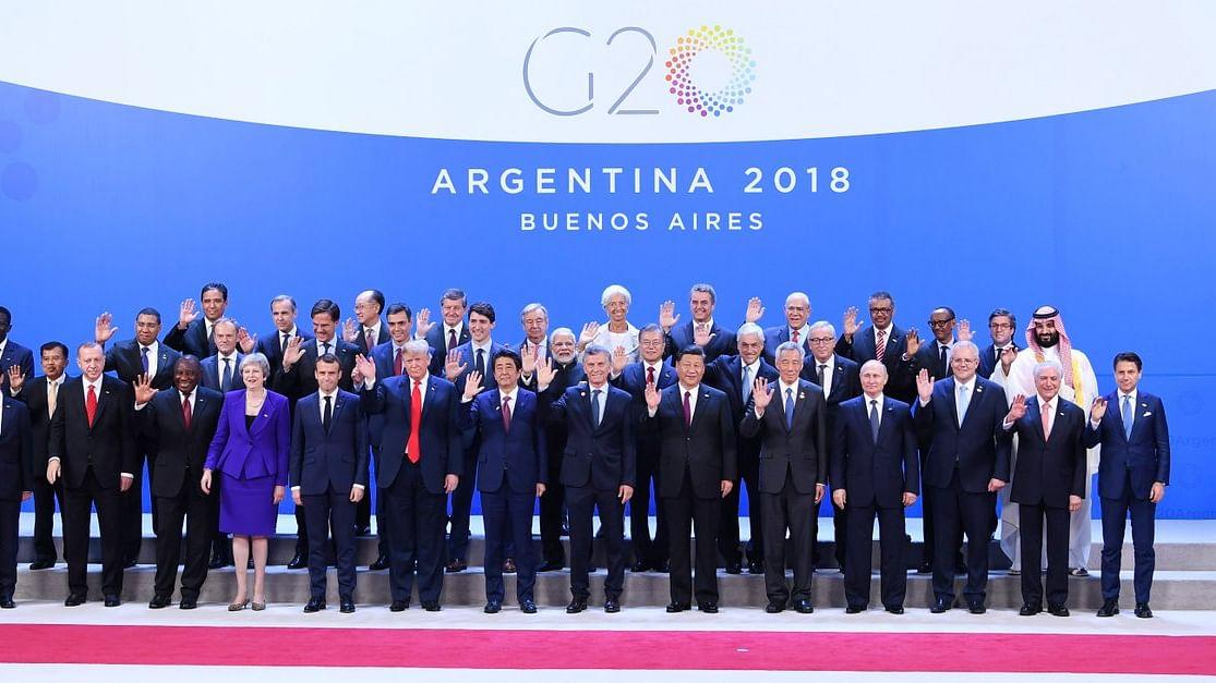 The G-20 Family