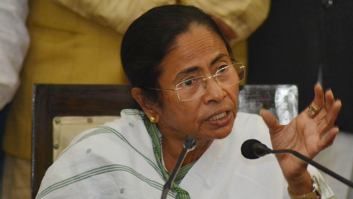 पश्चिम बंगाल की मुख्यमंत्री ममता बनर्जी (West Bengal, Chief Minister Mamata Banerjee)
