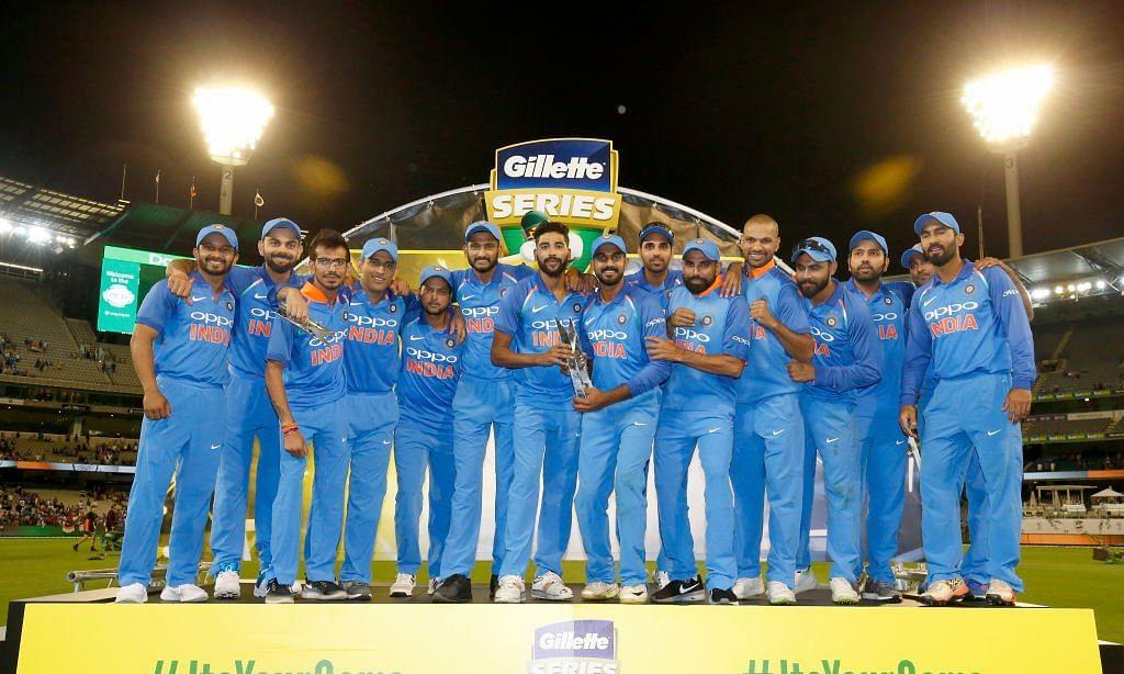 IND Vs Aus, 3rd ODI: आस्ट्रेलिया जीतने के साथ धोनी ने जीता दिल, 'चहल' बने 'मैन ऑफ़ था मैच'