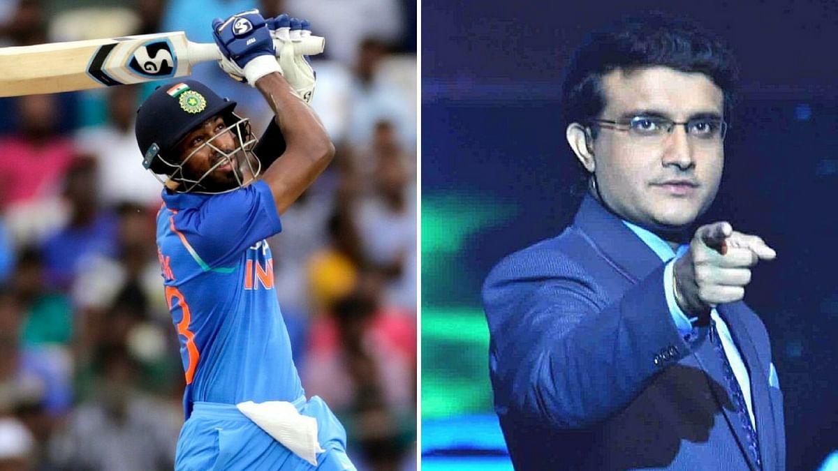 भारतीय क्रिकेट टीम के पूर्व कप्तान सौरभ गांगुली (Sourav Ganguly)