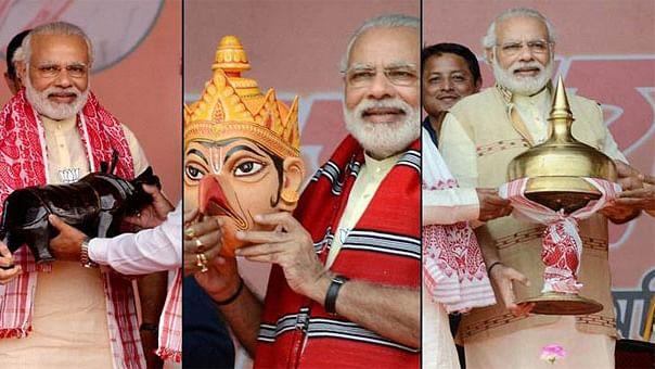 प्रधानमंत्री नरेंद्र मोदी को मिले करीब 1,900 उपहारों की नीलामी