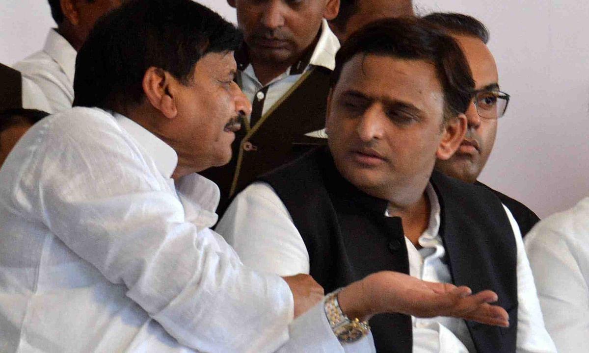 खनन घोटाला: चुनाव की वजह से यह सब कुछ है, अगर BJP को जांच ही करानी थी तो पहले करानी चाहिये थी - शिवपाल