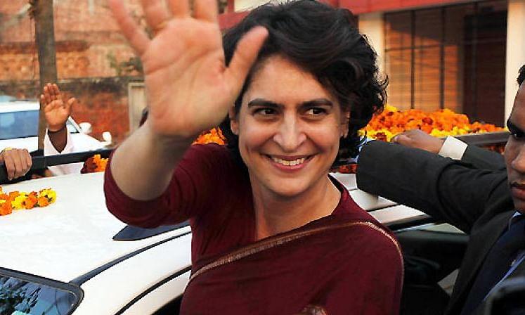 क्या प्रियंका वाड्रा मोदी  का मुकाबला कर पाएंगी?