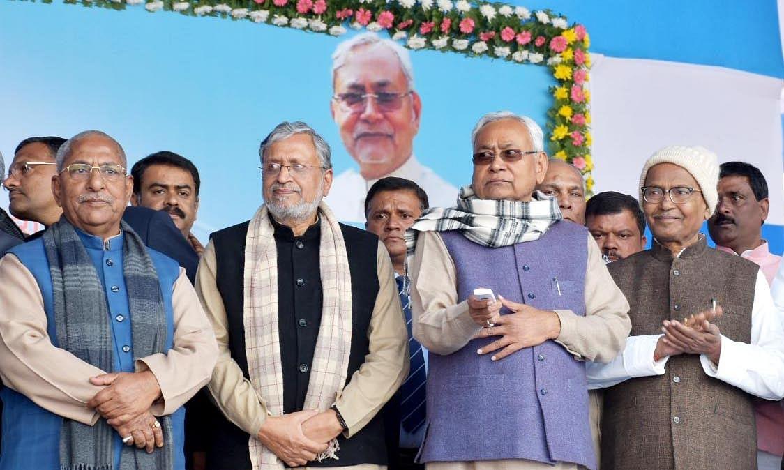 बिहार के मुख्यमंत्री नीतीश कुमार और उप मुख्यमंत्री सुशील मोदी ने सार्वजनिक किया संपत्ति का ब्योरा,जानें कितनी है संपत्ति