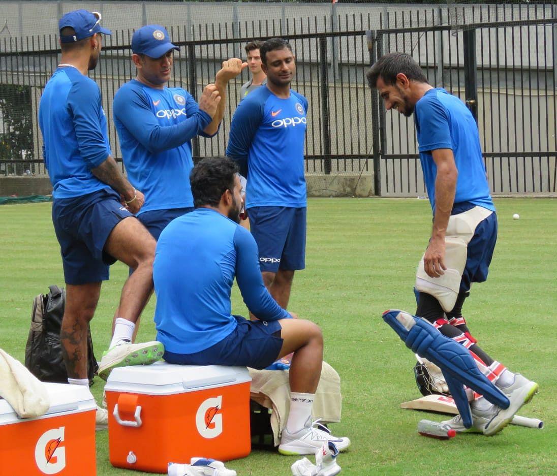 IND VS AUS, 3rd, ODI
