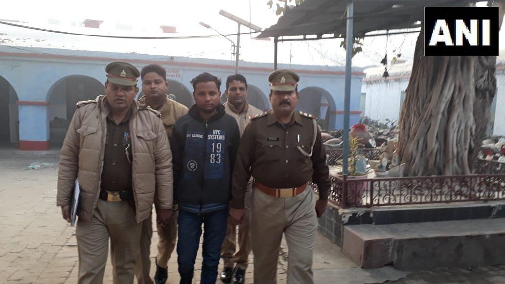 Bulandshahr Violence Case; योगेश राज पुलिस की गिरफ्त में