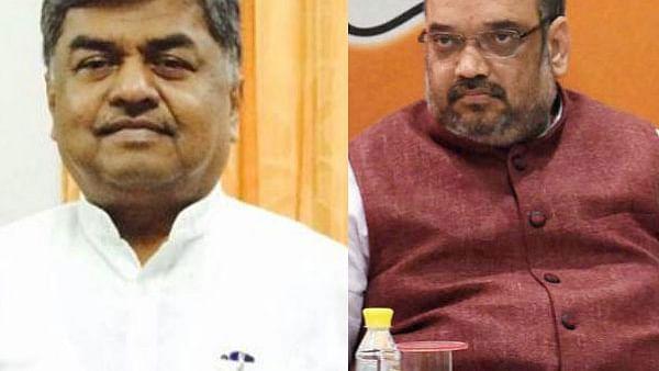 कांग्रेस नेता बीके हरिप्रसाद ने अमित शाह का उड़ाया मजाक