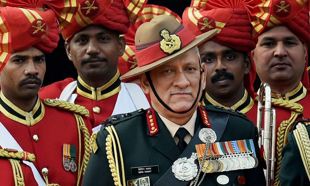 धर्म के नाम पर सोशल मीडिया में फैलाया जा रहा झूठ शिक्षित युवकों को आतंकवाद की ओर बढ़ा रहा है  -सेना प्रमुख