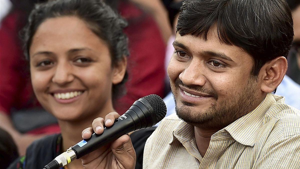 दिल्ली पुलिस ने कन्हैया कुमार खिलाफ आरोप पत्र दायर किया
