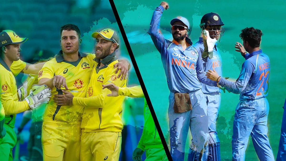 IND VS AUS, 3rd, ODI: