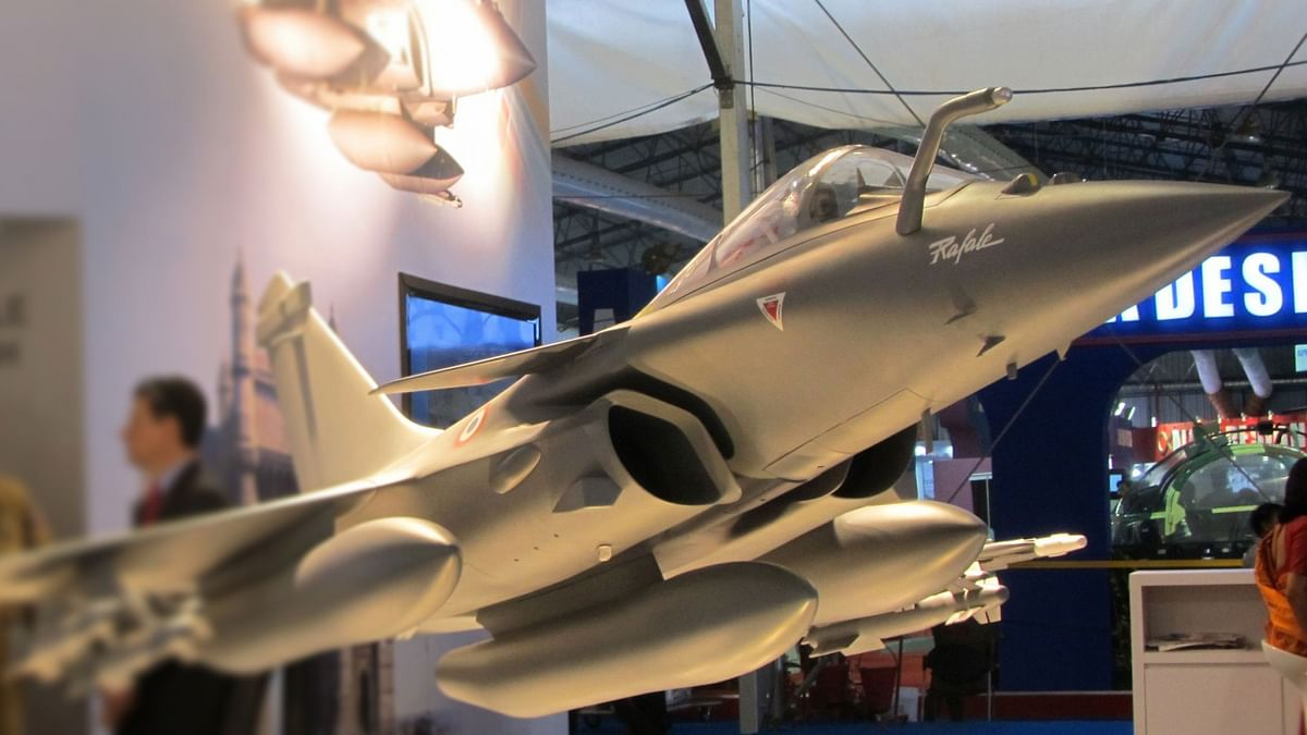 राफेल सौदे (Rafale fighter jet deal)
