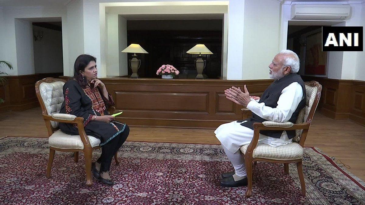 PM Modi का इंटरव्यू