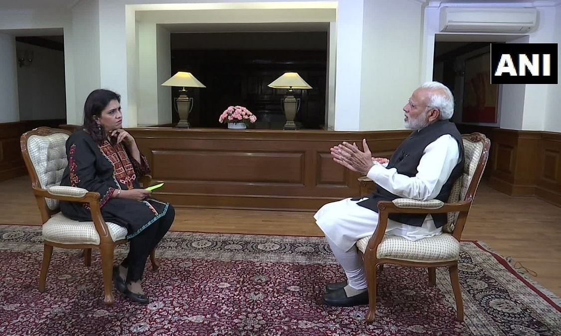 लोकसभा चुनाव 2019 से पहले PM Modi का इंटरव्यू कहा, अगला चुनाव 'जनता' बनाम 'गठबंधन' होने जा रहा है