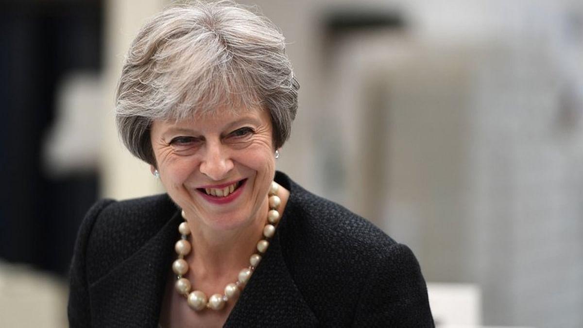 ब्रिटिश प्रधानमंत्री थेरेसा मे (Tharesa may)