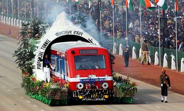 2019 Delhi Republic Day parade