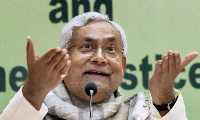 बिहार के मुख्यमंत्री नीतीश कुमार ने कहा राहुल की वजह से लिया था महागठबंधन से अलग होने का फैसला