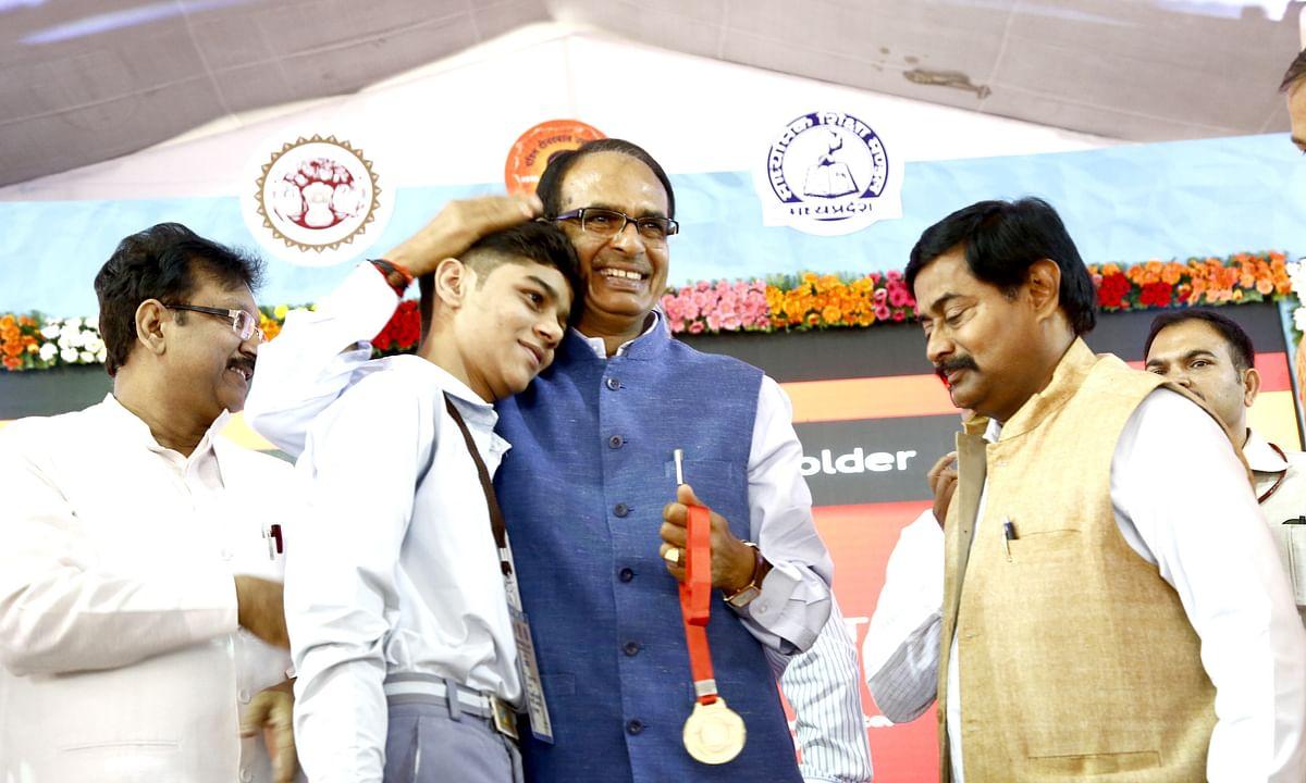 मध्य प्रदेश के पूर्व मुख्यमंत्री शिवराज सिंह चौहान