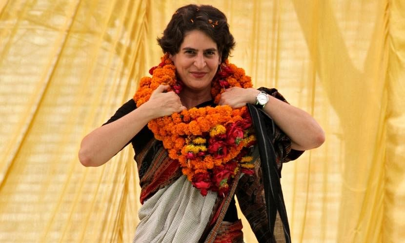 क्या बीजेपी की बत्ती गुल कर पाएंगी कांग्रेस की 'भैया जी'?