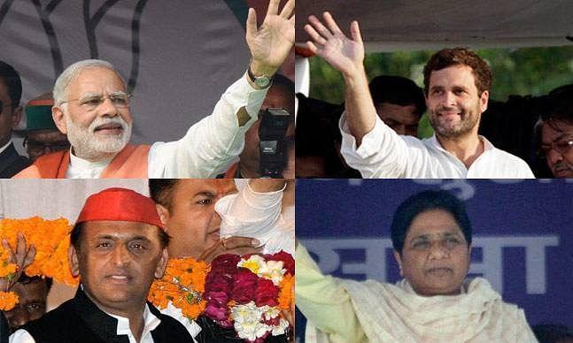 उत्तर प्रदेश का Loksabha Election 2019 करेगा PM Modi  के भाग्य का फैसला करेगा