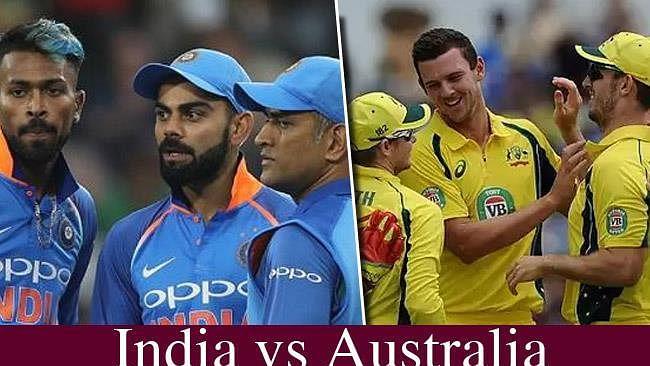 India Vs Australia ODI February 2019