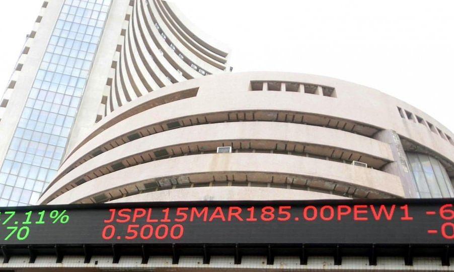 भारत-पाकिस्तान में तनाव के बीच शेयर बाजार में 77 अंक की उछाल