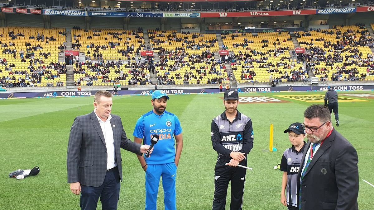 Live India vs New Zealand 1st T20