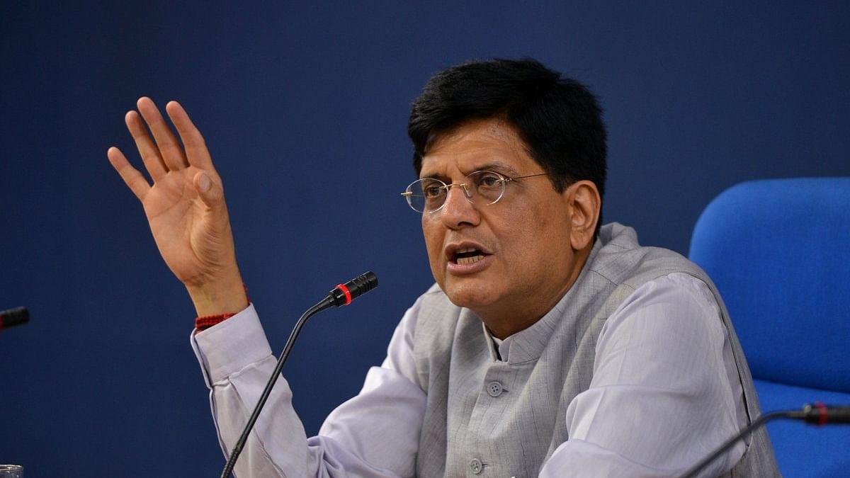 Finance minister piyush goyal