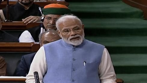 PM Modi Speeches in loksabha 2019