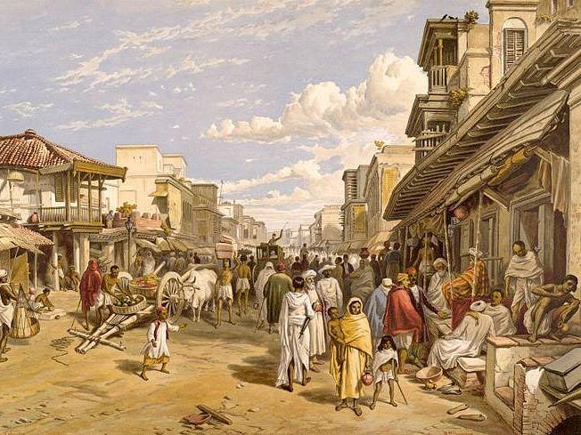 सिमटता हुआ भारतीय संस्कृति का इतिहास