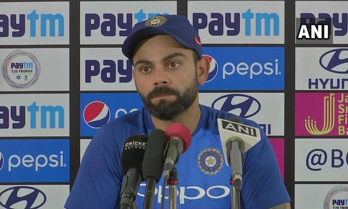 India Vs Pakistan World Cup: 'पाक' पर सख्त कप्तान विराट के बोल, हम देश और सेना के साथ खड़े