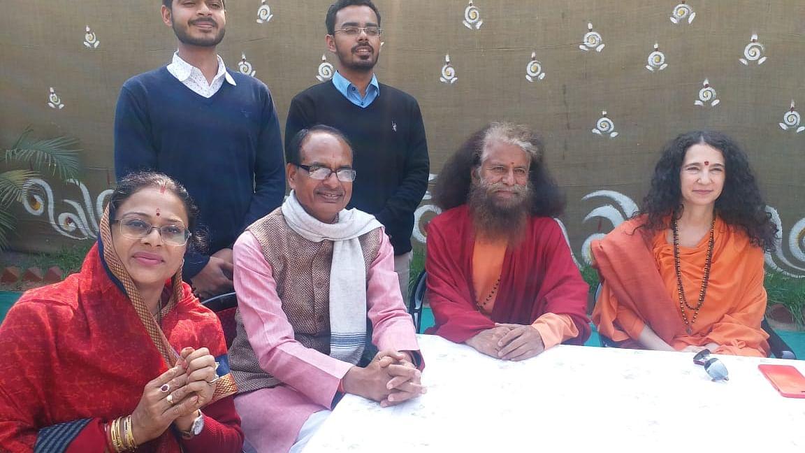 शिवराज सिंह चौहान ने  राहुल गांधी पर हमला बोला